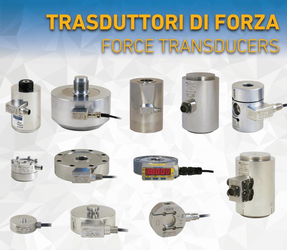 transductores de fuerza