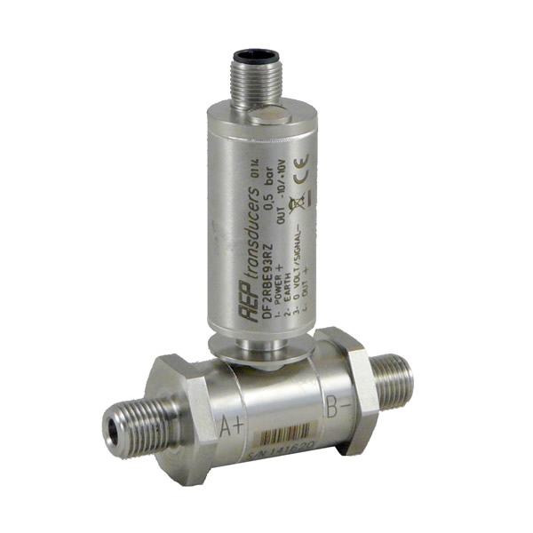 transductor de presión diferencial - DF2R