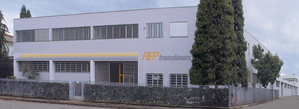 AEP transducers