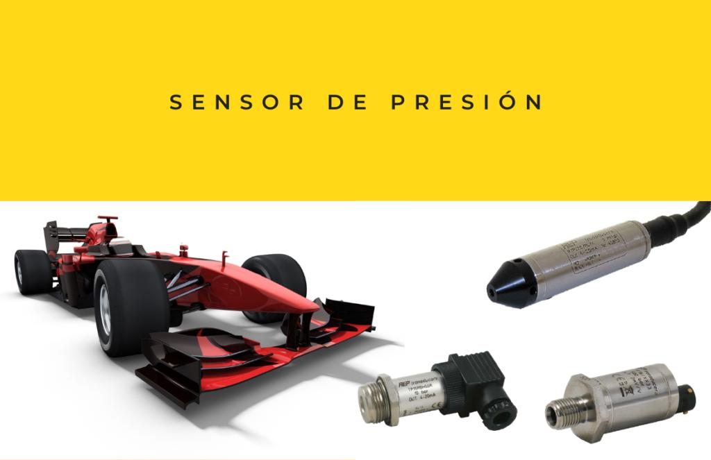 AEP transducers sensor de presión automotive